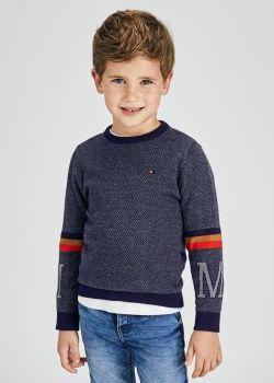 Boys Mayoral Sweater 4361 Navy 68