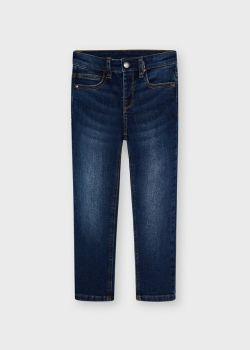 Boys Mayoral Jeans 504 - Dark 45 Slim Fit