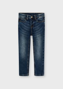 Boys Mayoral Jeans 504 - Medium 46 Slim Fit