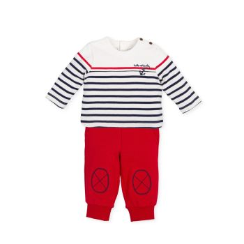 Boys Tutto Piccolo Top and Trousers 2594