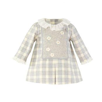 PRE ORDER Girls Miranda Grey Dress 36