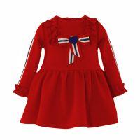 PRE ORDER Girls Miranda Red Dress 163