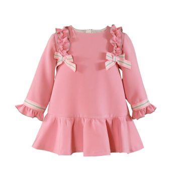 Girls Miranda Pink Dress 500
