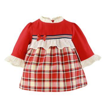 Girls Miranda Red Dress 44