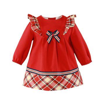 Girls Miranda Red Dress 46