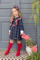 Girls Miranda Navy Dress 271