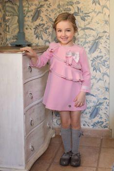 Girls Miranda Pink Dress 600