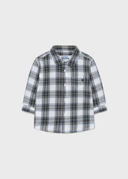 Boys Mayoral Shirt 2146 Hunt Green 63