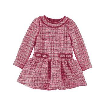 Girls Mayoral Dress 4915 Red 66
