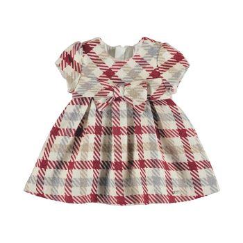Girls Mayoral Dress 2817 Red 82