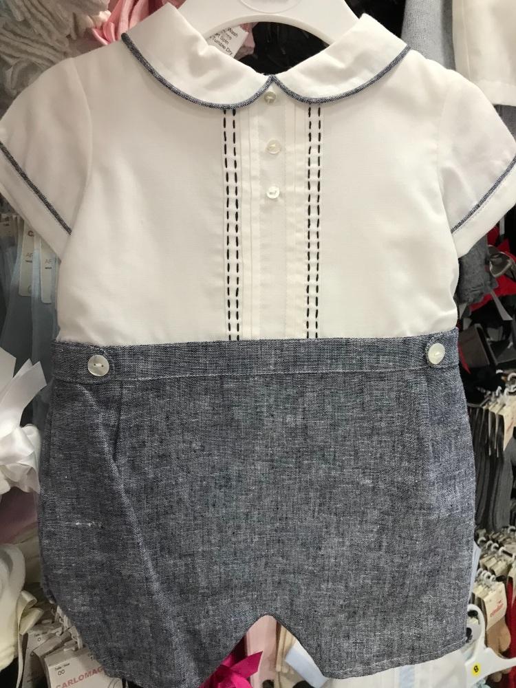 Boys Sarah Louise Outfit 012324