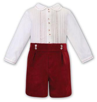 Boys Sarah Louise Outfit 012542