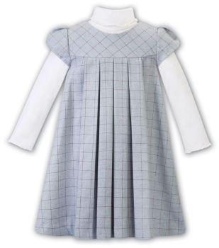 Girls Sarah Louise Pinafore Dress and Top 012556