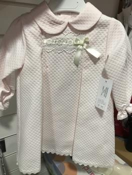 Girls Eva Class Pink Dress 12419