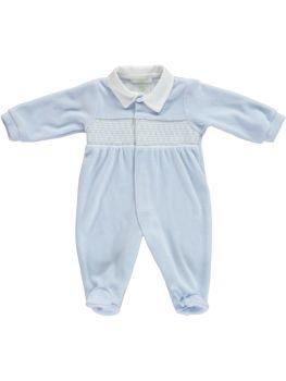 Boys Deolinda Babygrow DBI21319 Blue