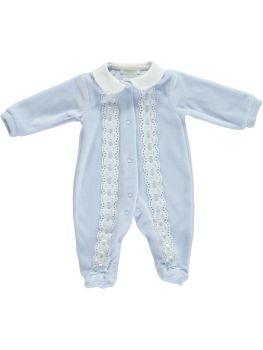 Boys Deolinda Babygrow DBI21336 Blue