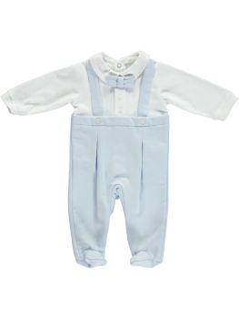 Boys Deolinda Babygrow DBI21330 Blue