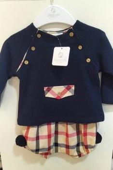 Boys Deolinda Outfit DBI21514 Navy