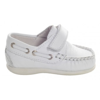 Boys Fofito White Shoes
