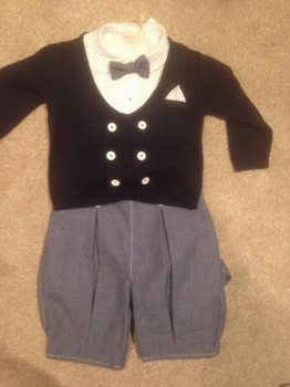 Boys Bimbalo 4 Piece Outfit