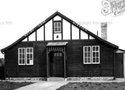 1955 Welby Lane Mission - year before new church built