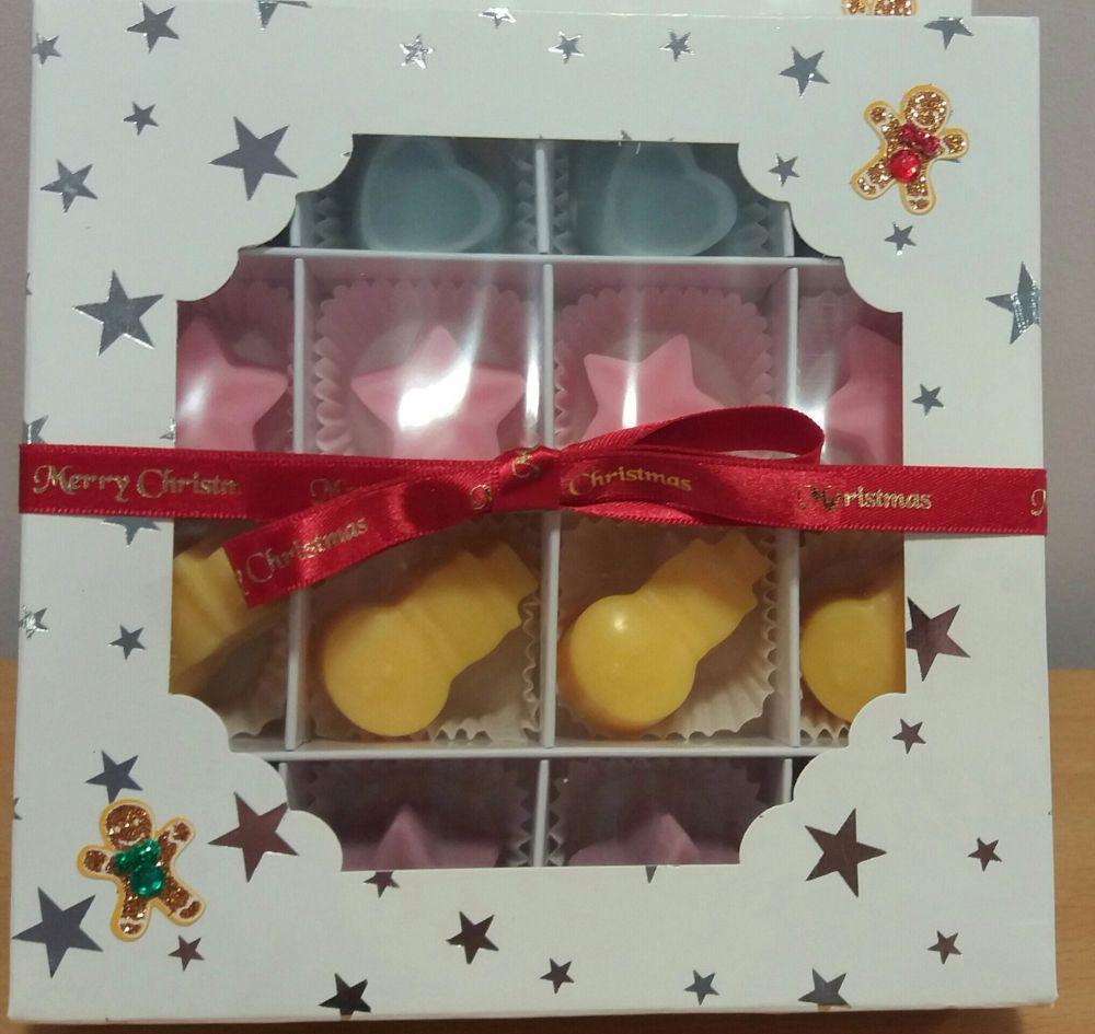 Wax Melts Christmas Selection Box