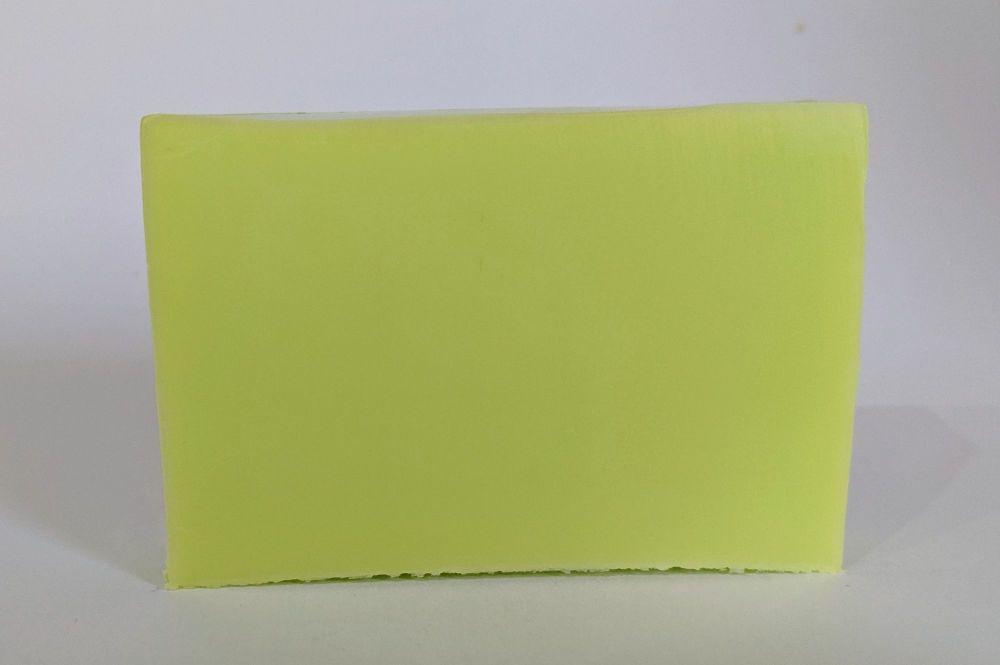 Lime Cooler Soap Slice