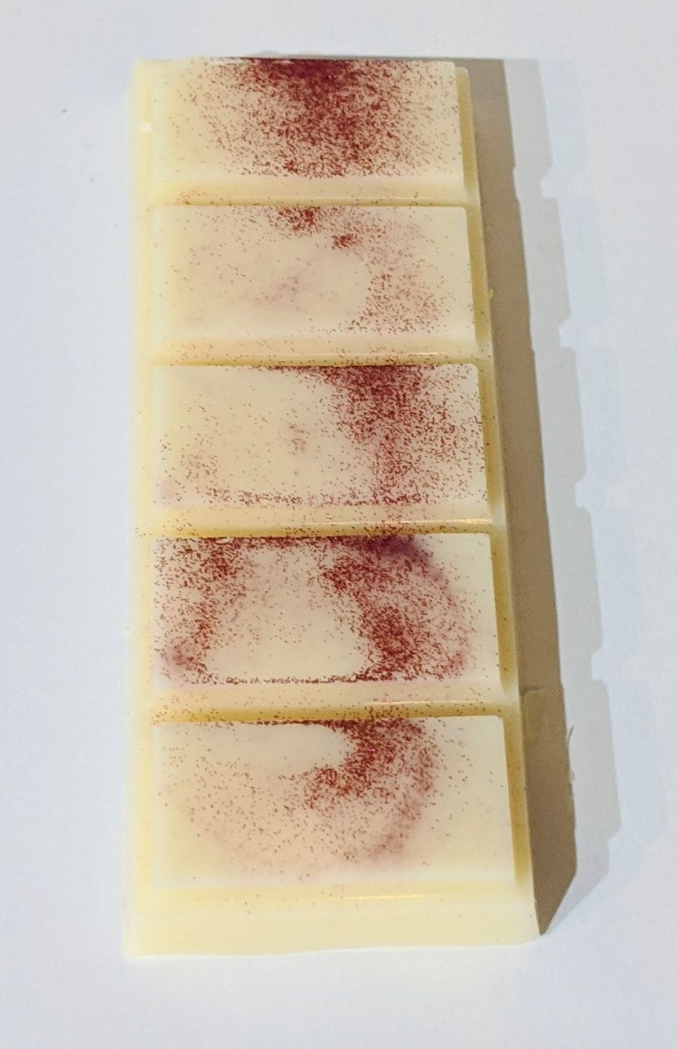 Peony & Blush Suede Soy Wax Melt Snap Bar