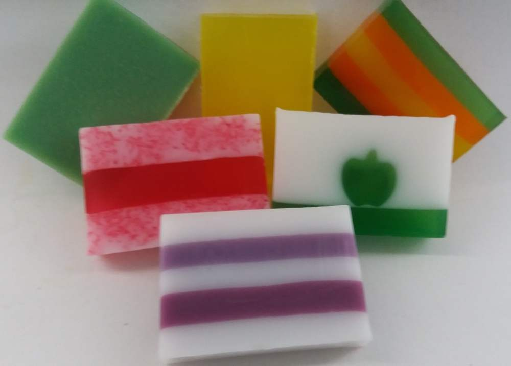 .SOAP SLICES