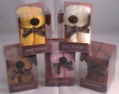 DOGGY TOWEL