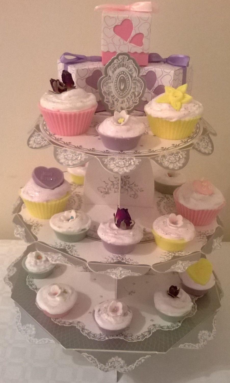 20 Cupcake soap