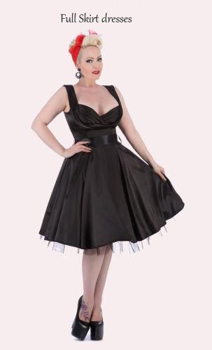 50's Full skirt dresses
