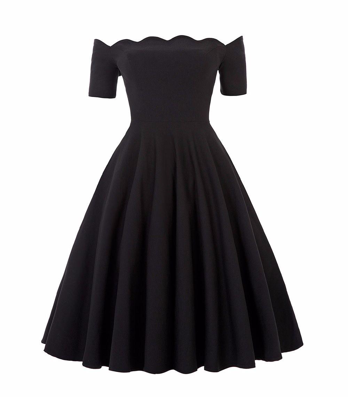 50's Dresses, Vintage Style