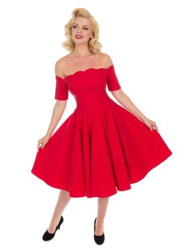 Red Liana dress 2