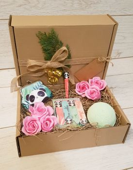 Small Panda gift box
