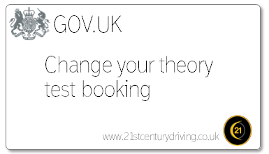 Change your theory test