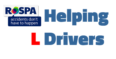 ROSPA Helping learner drivers