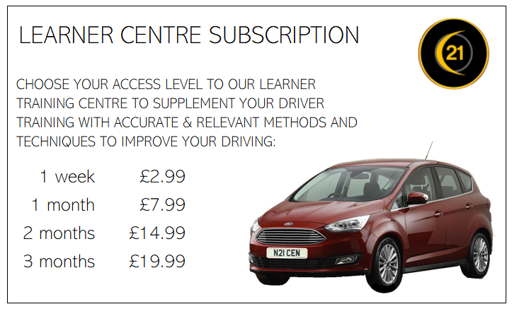 Subscribe to 21st Century Driving