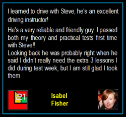 driving lessons grimsby review isabelfisher
