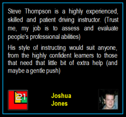 driving lessons grimsby review joshuajones