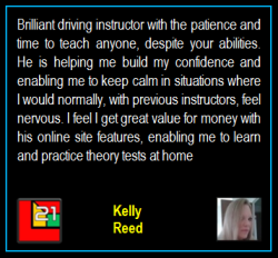 driving lessons grimsby review kelly reed