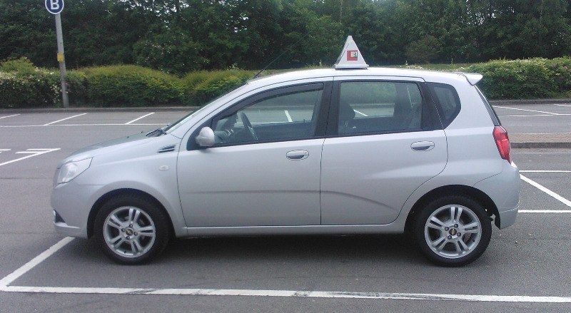 Image of driving lessons grimsby 21st century driving new training car