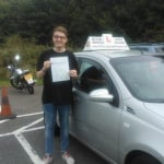 driving lessons grimsby harry cottingham took his driving lessons and passe