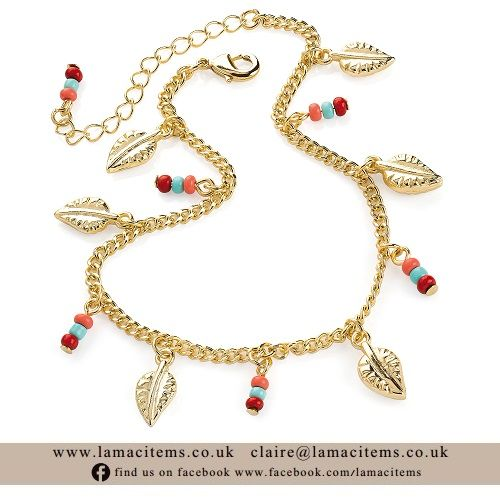 <!-- 007 -->Anklets &amp; Toe Rings