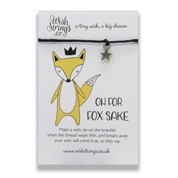 Fox Sake WishString