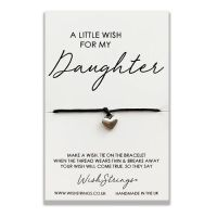 Yvie Family WishString - Daughter