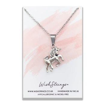 Mollie Unicorn Necklace