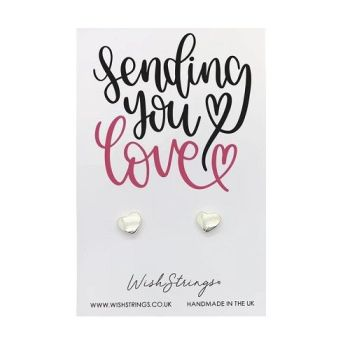 Hyacinth Love Earrings