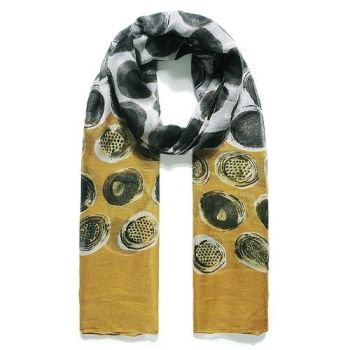 Carol Abstract Scarf