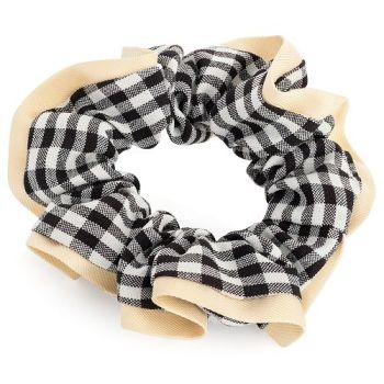 Jemma Gingham Scrunchie